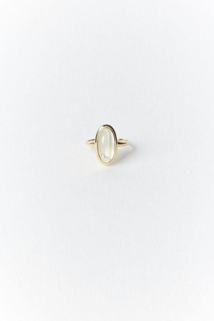 "<p><strong>Olivia Kane</strong></p><p>oliviakane.co</p><p><strong>$900.00</strong></p><p><a href=""https://www.oliviakane.co/rings/cats-eye-moonstone-ellipse-ring"" rel=""nofollow noopener"" target=""_blank"" data-ylk=""slk:Shop Now"" class=""link rapid-noclick-resp"">Shop Now</a></p><p>A one-of-a-kind Cat's Eye Moonstone, set in 14k conflict-free recycled yellow gold.</p>"
