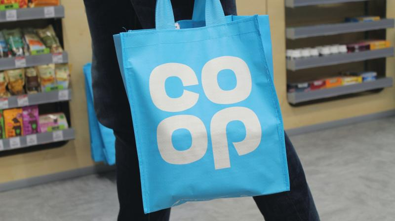 New Co-op initiative to save tonnes of 'scrunchable' plastic