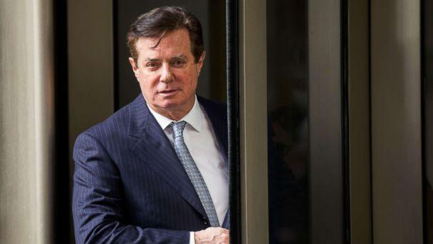 Prosecutors file new charging documents against Paul Manafort