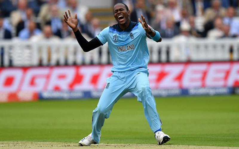 Jofra Archer had his worst game in and England shirt against Australia on Tuesday - Getty Images Europe