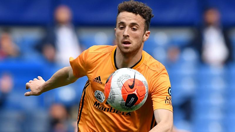 New boy Diogo Jota fierce about forming fantastic four up front for Liverpool