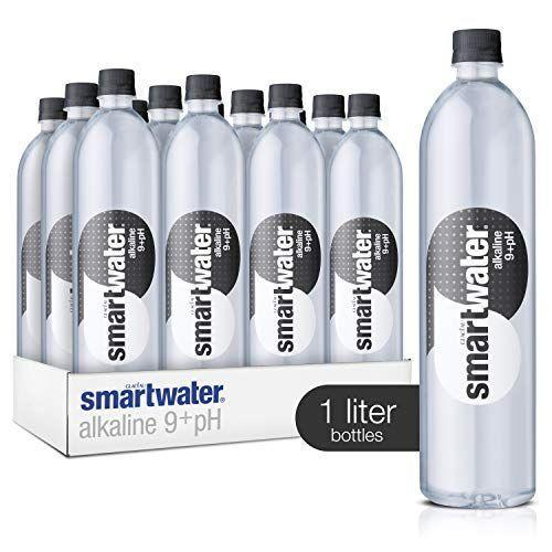 "<p><strong>smartwater</strong></p><p>amazon.com</p><p><strong>$27.99</strong></p><p><a href=""https://www.amazon.com/dp/B07QR142GZ?tag=syn-yahoo-20&ascsubtag=%5Bartid%7C1782.g.33456021%5Bsrc%7Cyahoo-us"" rel=""nofollow noopener"" target=""_blank"" data-ylk=""slk:BUY NOW"" class=""link rapid-noclick-resp"">BUY NOW</a></p><p>Smartwater's bottles are usually pH-balanced, but their new alkaline water has a raised pH of 9—one of the highest levels from water bottles on the market.</p>"