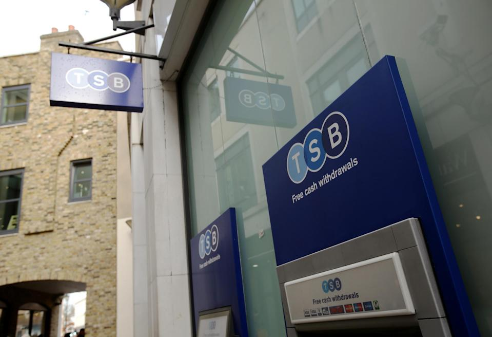 <p>Thousands of customers were unable to access TSB services</p> (PA Archive/PA Images)