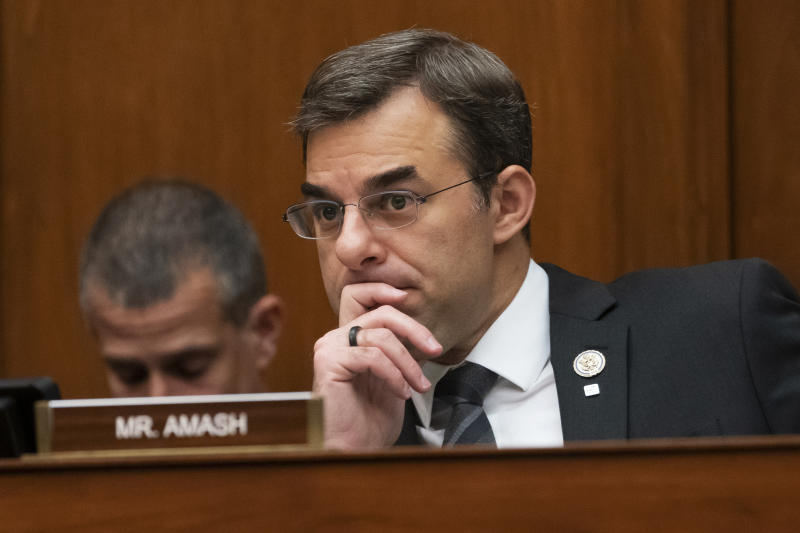 Election 2020 Amash