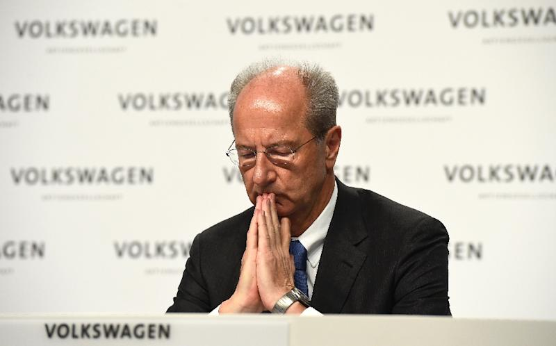 Germany expands diesel probe to include VW board chairman