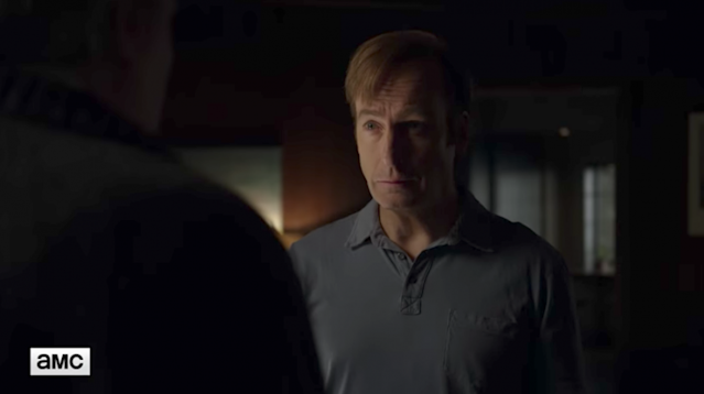 Bob Odenkirk in 'Better Call Saul' (Photo: AMC)