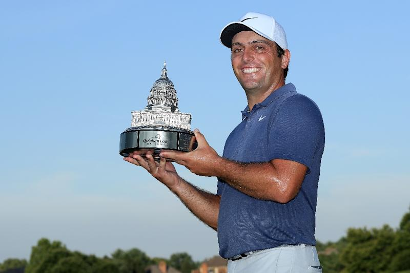 Molinari claims first PGA Tour title in runaway as Woods fourth
