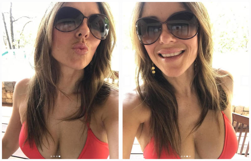 Elizabeth Hurley turns 54