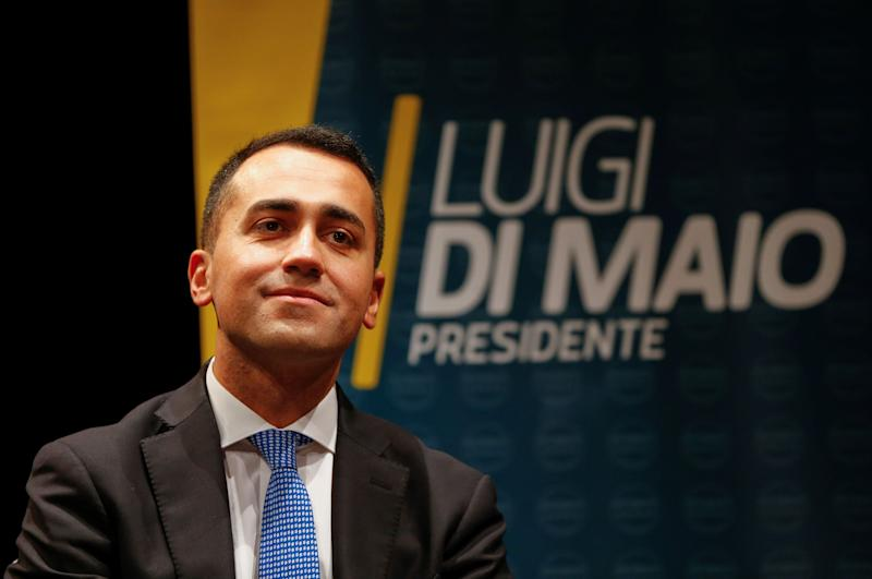 Five Star Movement leader Luigi Di Maio would be the world's youngest leader.