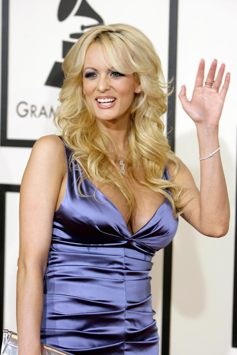 Stormy Daniels described having an affair with Trump in an interview with In Touch in 2011.