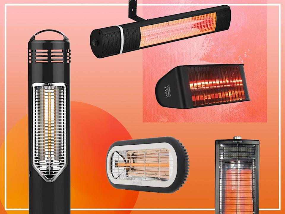 <p>Electric infrared heaters are widely regarded as the best option</p> (The Independent/iStock)