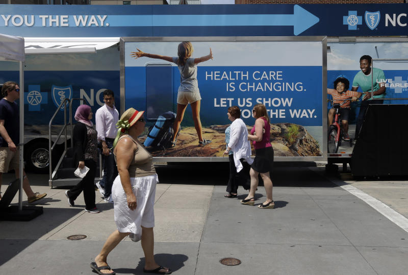 Blue Cross reaches out over insurance law changes