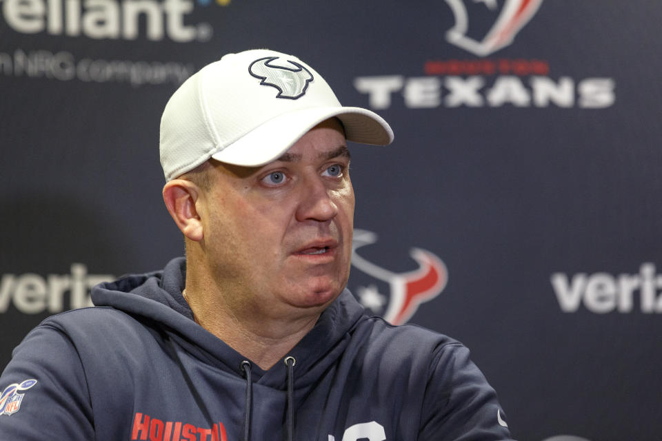 The Houston Texans need a solid draft after being roundly criticized for nearly every move since Bill O'Brien took on the general manager role. (Photo by Don Juan Moore/Getty Images)