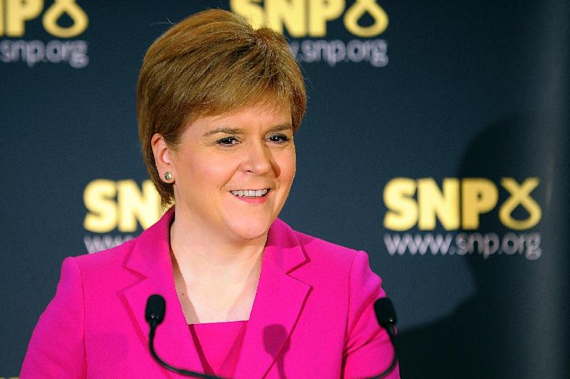 Scottish First Minister Nicola Sturgeon has been a vocal critic of London's handling of the June 23 referendum which saw Britain vote to leave the European Union