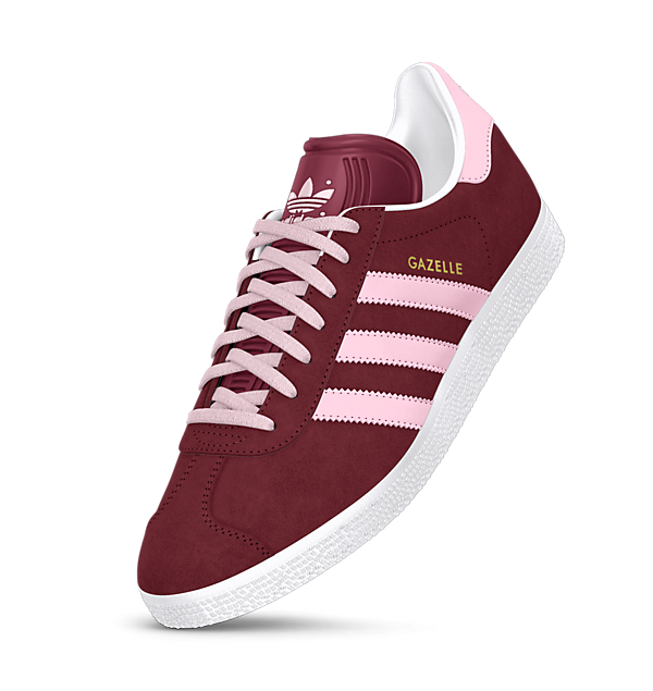 Personalised Adidas Gazelle – A Pair You Can Call Your Own