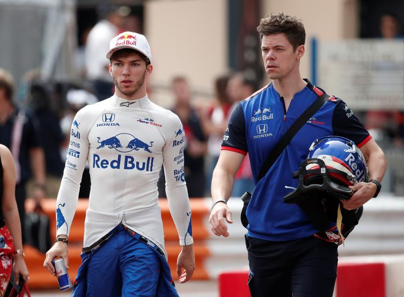 Pierre Gasly quitte Toro Rosso pour Red Bull