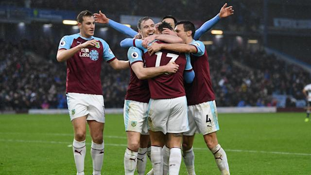 Joe Bryan and Denis Odoi were the unfortunate men to put through their own net as Fulham fell to a 2-1 Premier League defeat at Burnley.