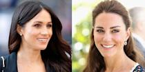 """<p>They're royal, but they're not superhuman. The Duchess of Sussex, Duchess of Cambridge and other members of the<span class=""""redactor-unlink""""> royal family</span> have relied on their own beauty wits (and maybe a make-up artist or two) to look camera-ready ahead of every regal engagement. Thankfully, there's no tiara required for some of their best tricks of the trade...</p>"""