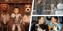 <p>A good movie has a hero you can root for. And what's better than getting to root for a dog who saves the day? Dogs in movies can uplift the protagonists as much as they do audiences. They can bring even the toughest of critics to tears. </p><p>With everything going on in the world, it's a refreshing break to curl up next to your viewing device of choice and have your heart strings plucked. It can be a kid meets dog tale, a journey of survival and self discovery, or a story of a kind-hearted pup breaking down the walls of a cynical man. </p><p>And while these are all movies that have canines at their center, it doesn't mean they're lacking in star power either. From comedy powerhouses like Christopher Guest, Eugene Levy, and Catherine O'Hara (among others) to modern day risers like KJ Apa, to legitimate legends like Jack Nicholson, these movies have tons of faces you've seen and loved countless times over the years. </p><p>Whether you're in the mood to break out the tissues or looking for laughs of the canine kind, these movies each have a little bit of everything. From old classics to Disney animation, here are 22 movies where a dog(s) is a central character.</p>