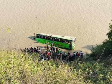 Nepal bus accident: Five killed after vehicle plunges into river in Dhading district; driver flees scene of mishap