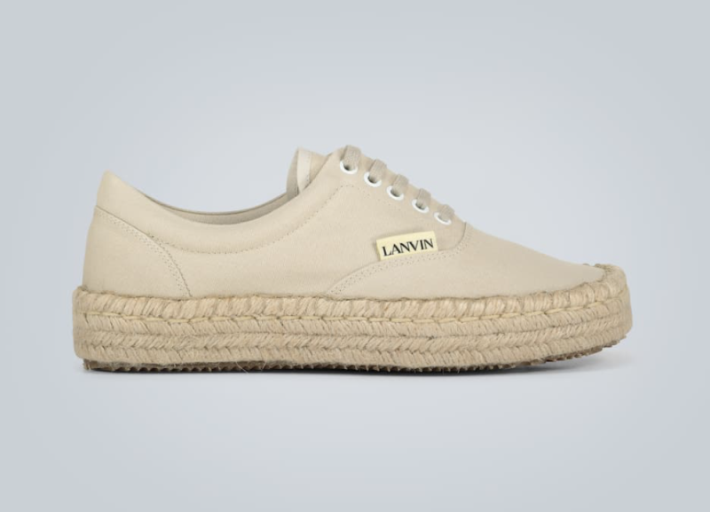 Lanvin sneakers. (PHOTO: MyTheresa)