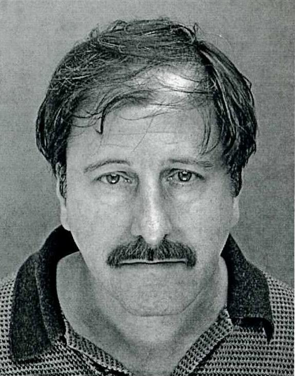 In this 2001 photo provided by the Franconia Township Police Department in Telford, Pa, Salvatore Perrone is shown. New York City police said on Wednesday, Nov. 21, 2012 that they've arrested the 63-year-old low end clothing dealer for the killings of three New York shopkeepers since August 2012. (AP Photo/Franconia Township Police Department)