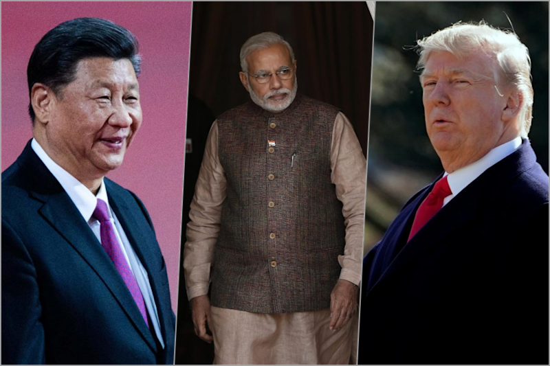 Long-distance Diplomacy: Was Trump's 25-minute Chat with PM Modi a Counter-China Strategy Call?