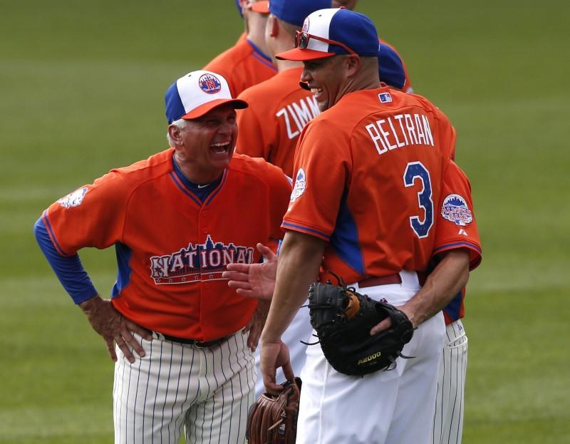 Beltran out as Mets manager after Astros sign-stealing scandal
