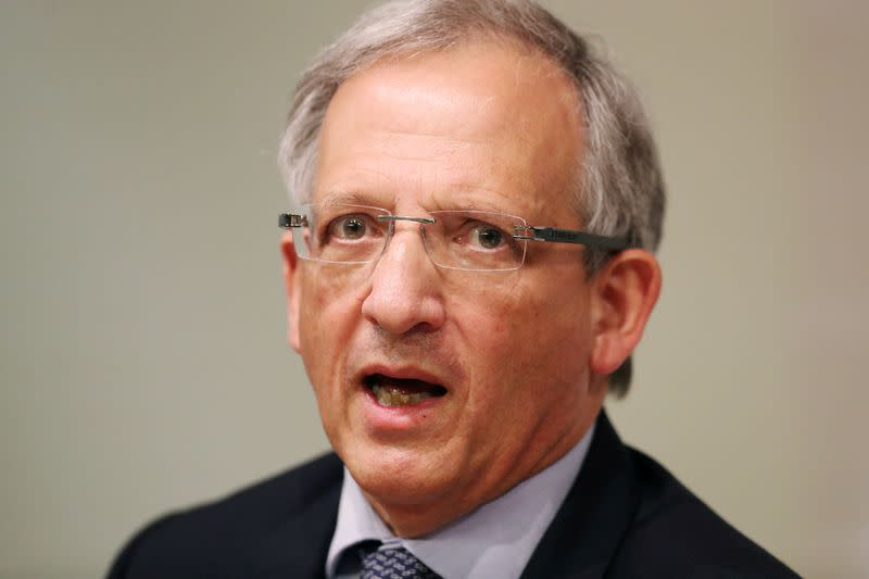 Central banks face limits offsetting coronavirus hit - BoE's Cunliffe