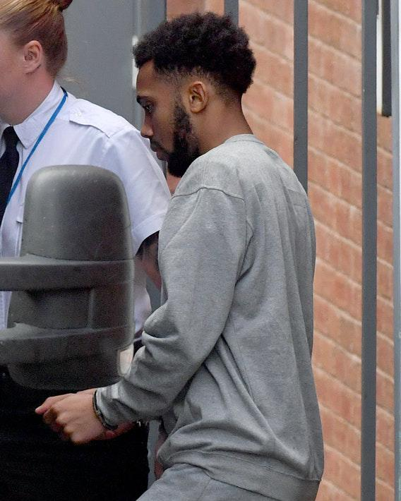 accused murdered Wesley Streete (pictured) at a previous court hearing