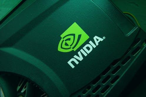 "<span class=""caption"">The chips are most definitely down. </span> <span class=""attribution""><a class=""link rapid-noclick-resp"" href=""https://www.shutterstock.com/image-photo/28-june-2019-bishkek-kyrgyzstan-nvidia-1594183450"" rel=""nofollow noopener"" target=""_blank"" data-ylk=""slk:Konstantin Savusia"">Konstantin Savusia</a></span>"