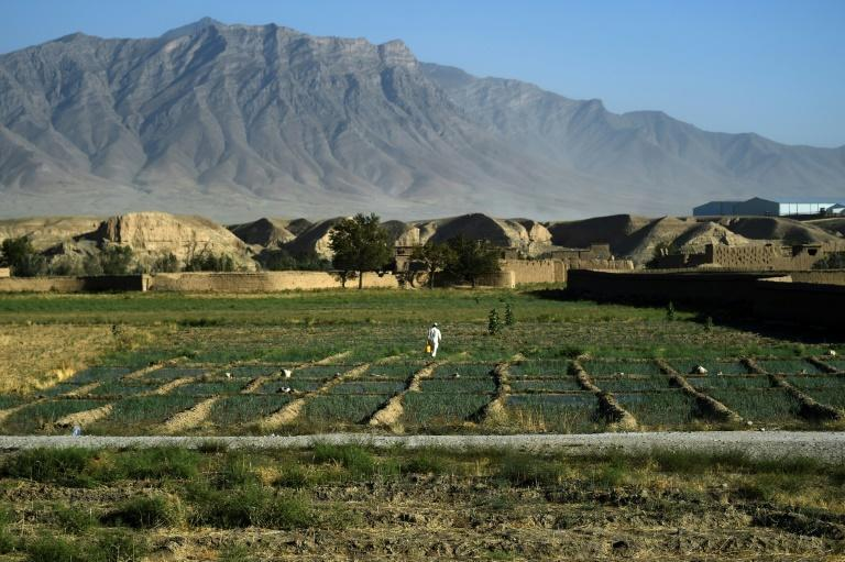 Bagram was built by the US for its Afghan ally during the Cold War in the 1950s