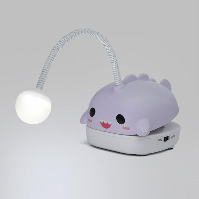 This Adorable Anglerfish Booklight Is Perfect For Late-Night Study Sessions