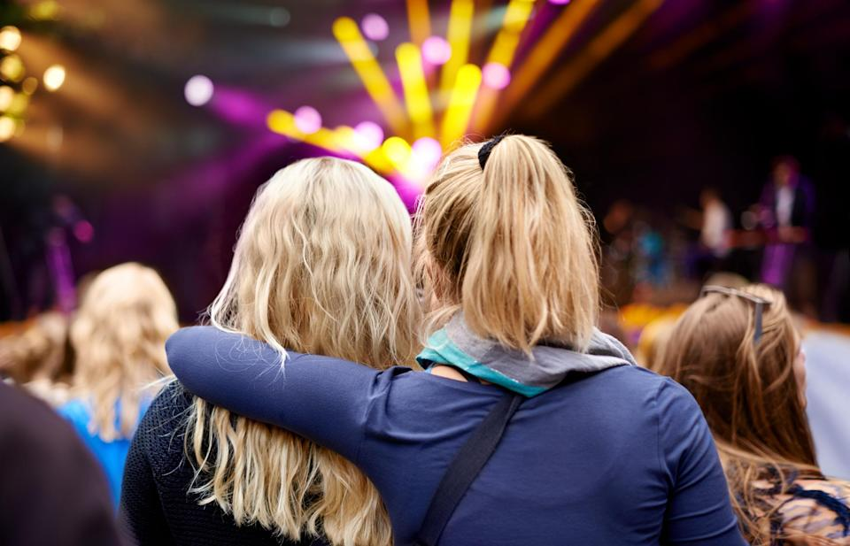 Are women-only festivals the solution? [Photo: Getty]