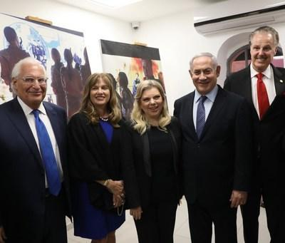 Friends of Zion Museum Honors Eleven World Leaders at Israel's 4th Annual Christian Media Summit