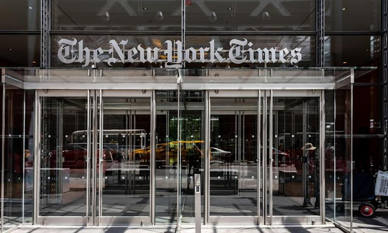 The New York Times's editors and leaders have been criticised for allowing the controversy to happen.
