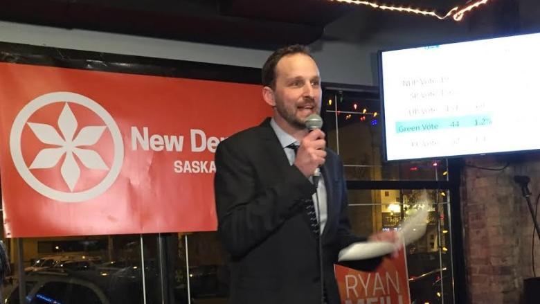 Ryan Meili defeats Brent Penner in Saskatoon Meewasin byelection