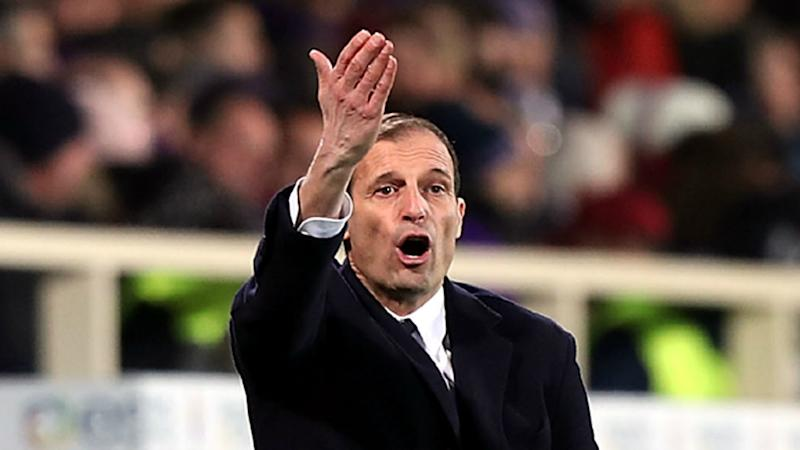 Allegri: Juventus a team of great champions
