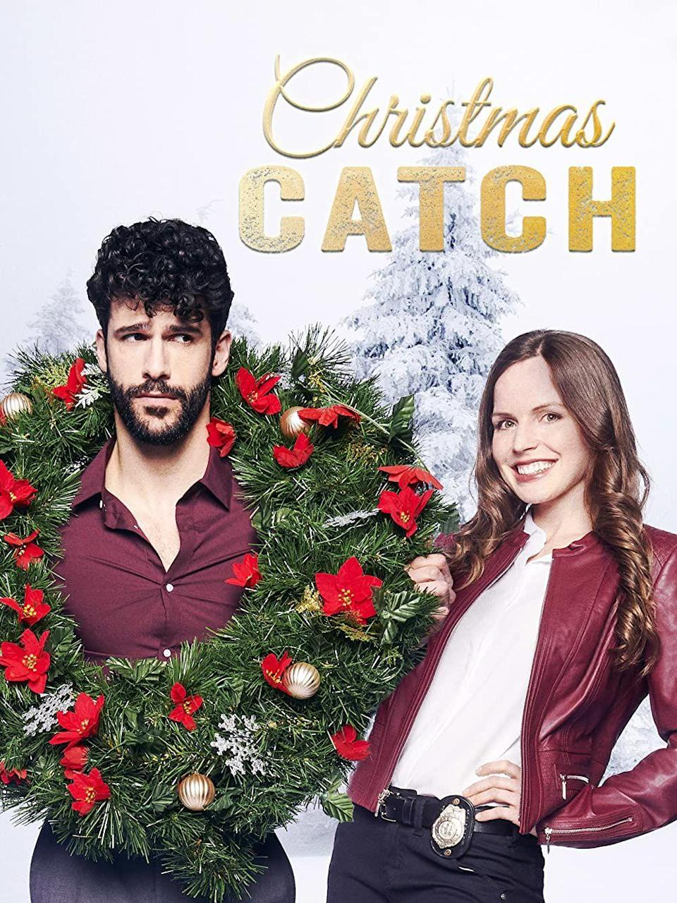 """<p>Serious police detective Mackenzie Bennett can't be knocked off her game or her case to recover a stolen diamond encrusted reindeer (because this is a holiday detective movie)—unless, of course, the thief is an attractive man who she already literally fell for. Expect sparks and hijinks to ensue when Mackenzie tries to close this case before Christmas.</p><p><a class=""""link rapid-noclick-resp"""" href=""""https://www.netflix.com/title/81319146"""" rel=""""nofollow noopener"""" target=""""_blank"""" data-ylk=""""slk:Watch Now"""">Watch Now</a></p>"""