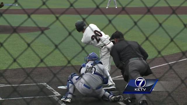 Omaha baseball vs Fort Wayne