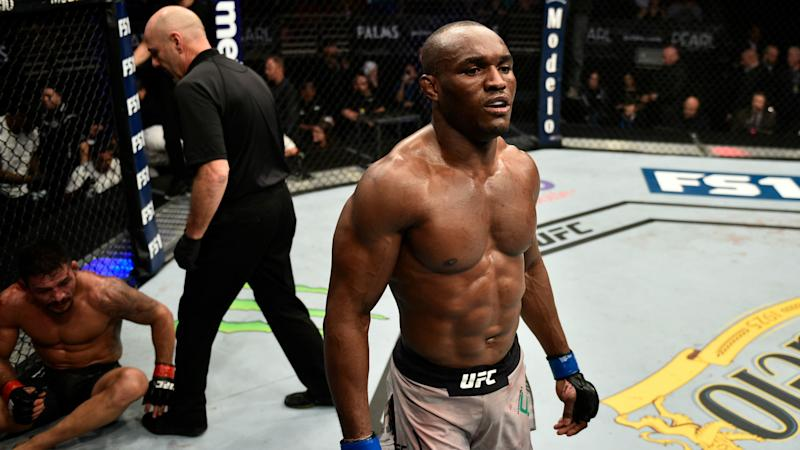 What time is UFC 251 today? Kamaru Usman vs. Jorge Masvidal schedule & main card start time for Fight Island