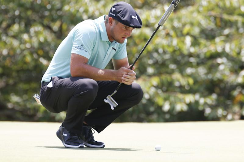 Should Bryson DeChambeau have been penalised for slow play?