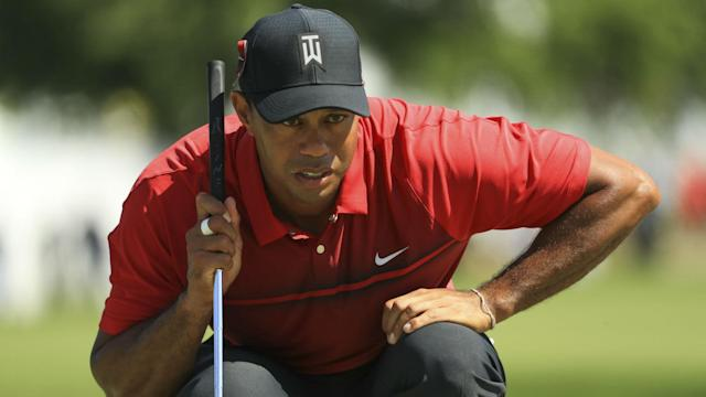 """Reflecting on an encouraging performance at the Honda Classic, Tiger Woods said: """"I felt like I made a big leap this week."""""""