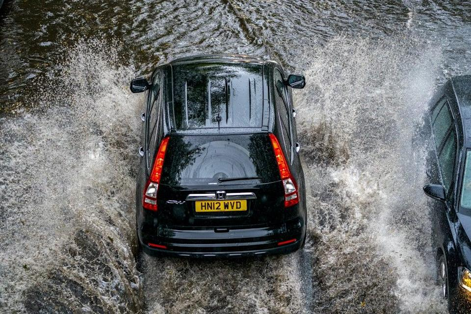 Cabinet minister Anne-Marie Trevelyan said changing weather patterns and increased flooding had changed her mind on global warming (Peter Byrne/PA) (PA Media)