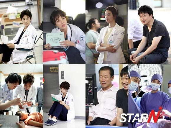 'Golden Time' Actors showing amazing professionalism for a better drama