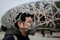 Japan has been better prepared than some countries to weather the coronavirus epidemic but its new stadiums will not see the Olympic Games this year