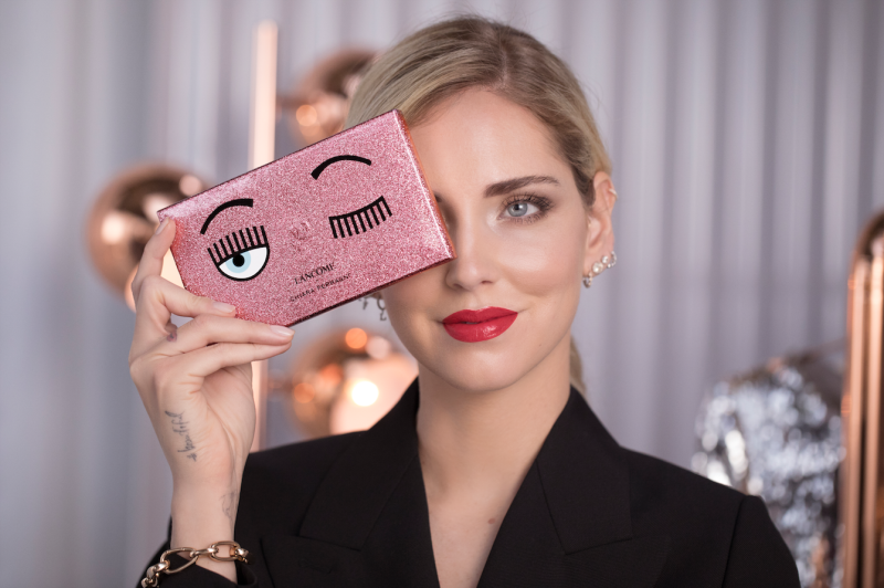 8b2e70ee Chiara Ferragni Partners With Lancôme for Makeup Capsule Collection