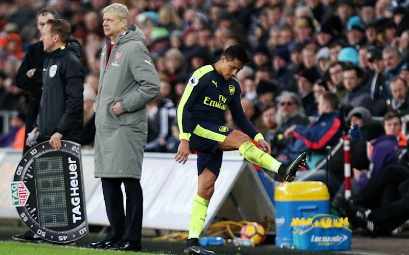 Sanchez's comments do not bother Wenger