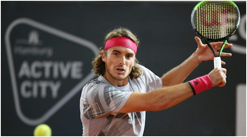 Stefanos Tsitsipas vs Andrey Rublev French Open 2020 Live Streaming Online: How to Watch Free Live Telecast of Men's Singles Quarter-Final Tennis Match?