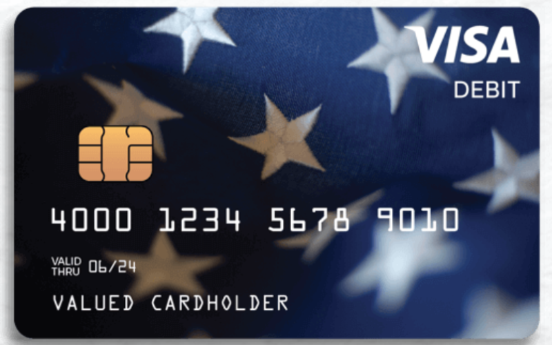 Around 4 million people will get the prepaid debits cards, according to the Treasury. Photo: Money Network Financial